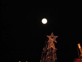 Moon over Bethlehem